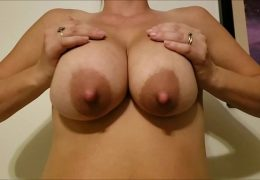 Jaxi After Dark – Most epic tits on the internet! Slo-Mo big boobs milking and bouncing!