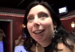 Doggystyle amateur fucking at an orgy 6 min