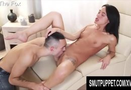 Smut Puppet – Delicious Teen Pussy for Dinner Compilation