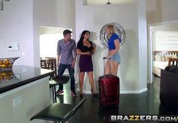Brazzers – Pornstars Like it Big – (Melissa May Danny D) – Room Board and Bang