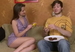 Young Small Tits Hardcore Young russian couple Visit Freshteenscams.com